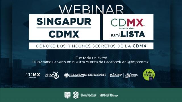 Accede a nuestro Webinar CDMX